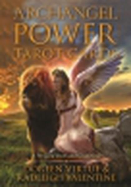 Bilde av Archangel Power Tarot Cards