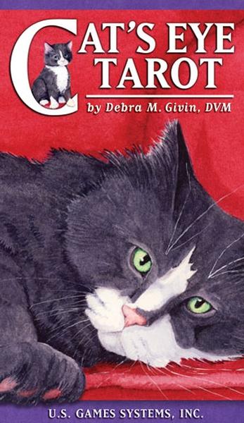Bilde av Cat's Eye Tarot