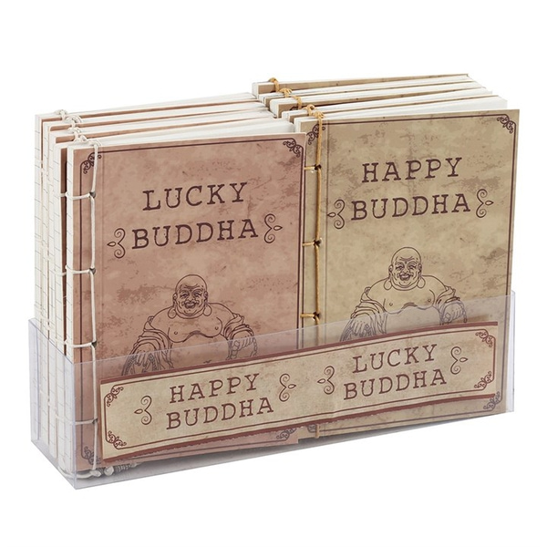 Bilde av Buddha Skrivebok A6