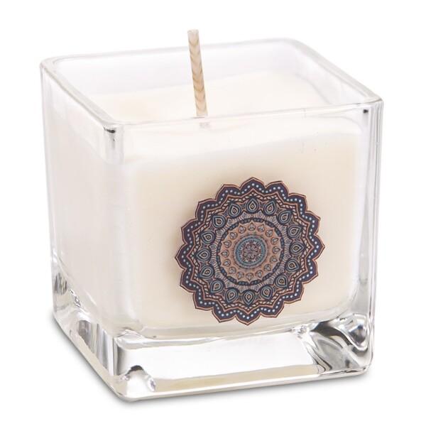 Bilde av Mandala duftende stearinlys