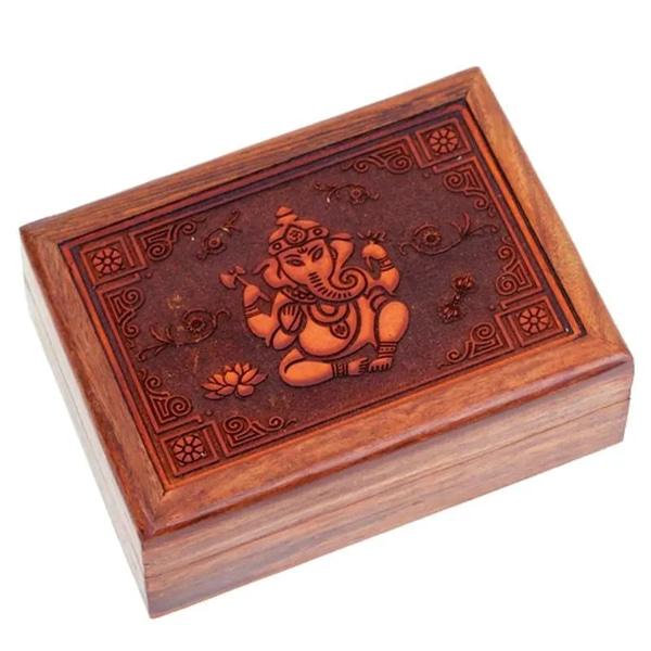 Bilde av Tarot Boks Ganesh