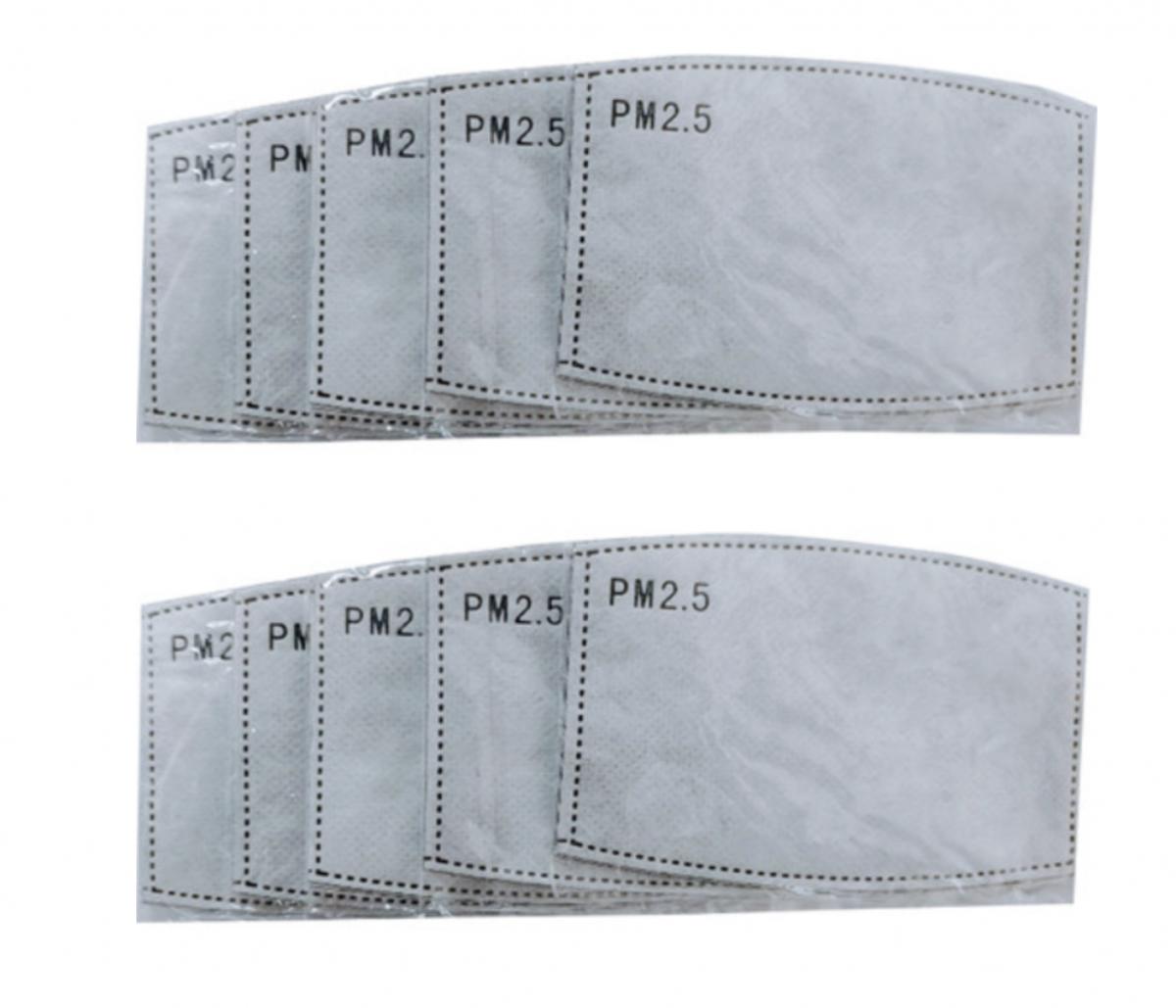 Munnbind Filter Voksne PM2,5
