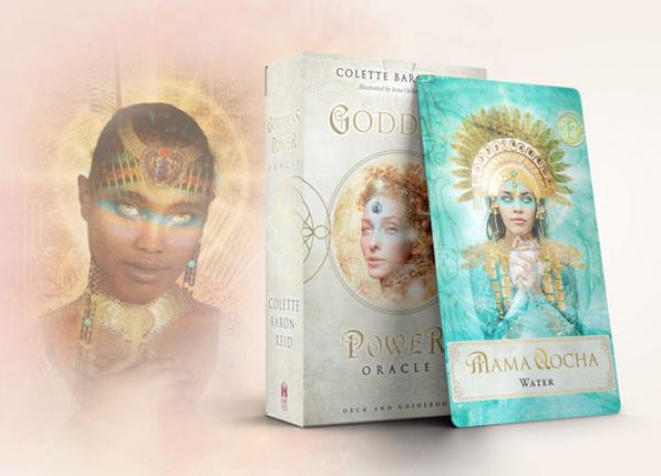 Bilde av Goddess Power Oracle Deck