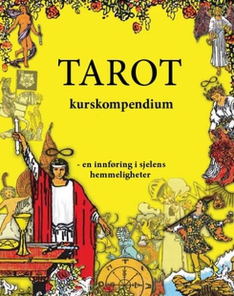 Bilde av Tarot kurskompendium