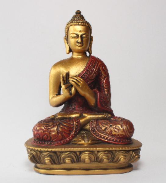 Bilde av Buddha håndstilling 13cm