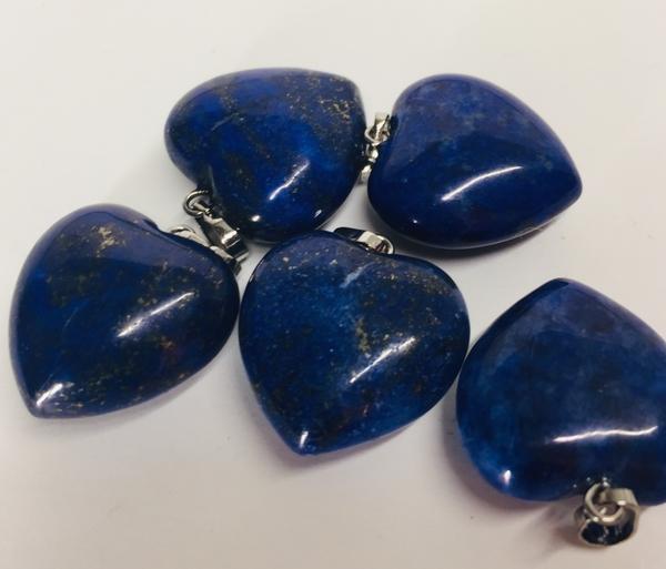 Bilde av Lapis Lazuli Hjerte 2cm