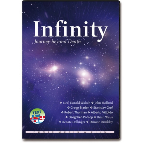 Bilde av INFINITY, DVD