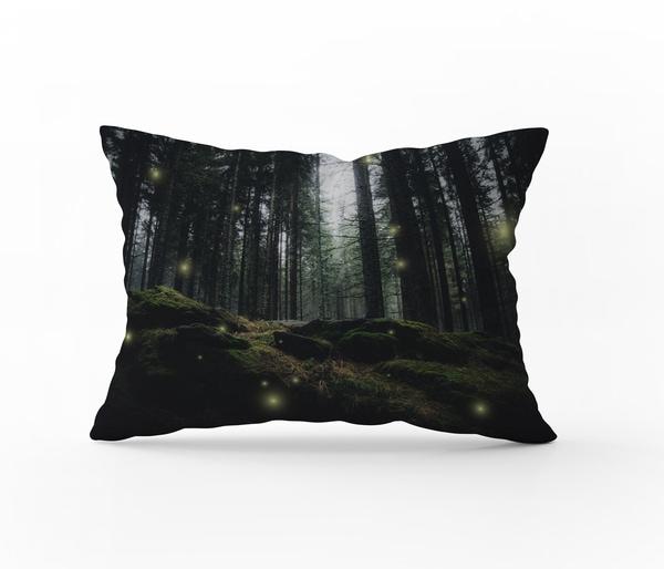 Bilde av Örngott Dark Woods 50x70