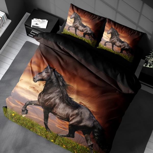 Bilde av Påslakanset Horse Brown