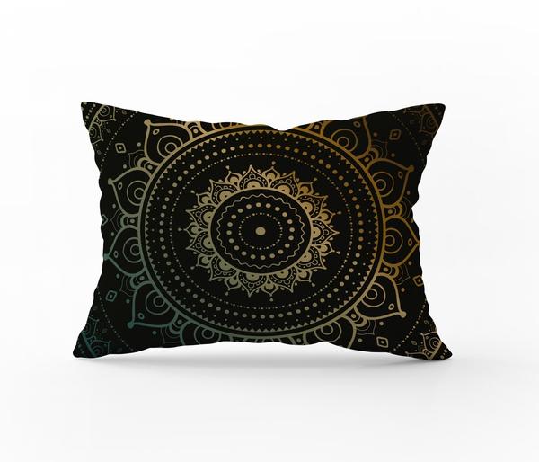 Bilde av Örngott Colorful Mandala 50x70