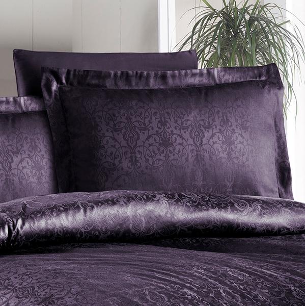 Bilde av Örngott Athena Purple 50x60