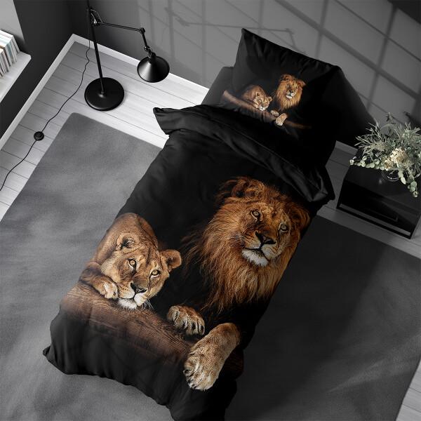 Bilde av Påslakanset Lion Gaze