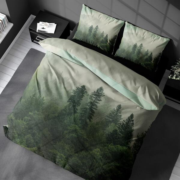 Bilde av Påslakanset Forest Green