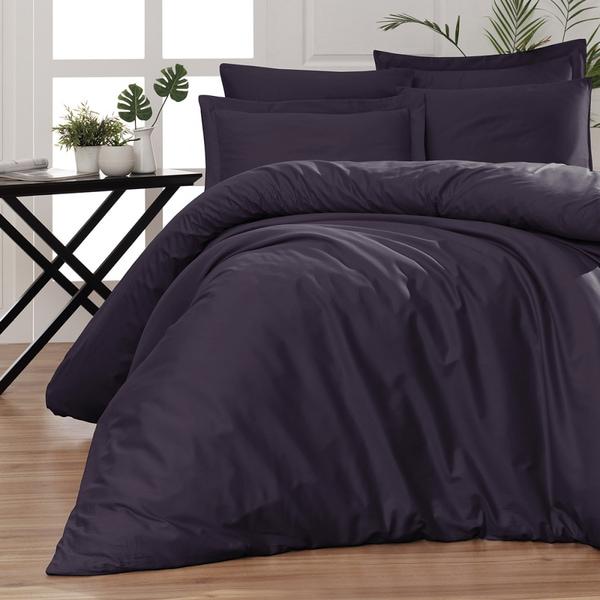 Bilde av Påslakanset Solid Color Purple