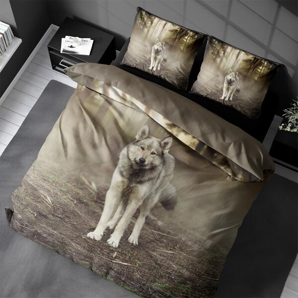Bilde av Påslakanset Lone Wolf