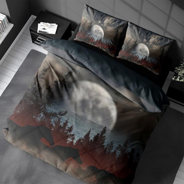 Bilde av Påslakanset Horses Moonlight