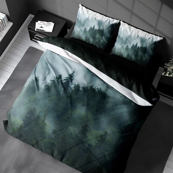 Bilde av Påslakanset Misty Forest