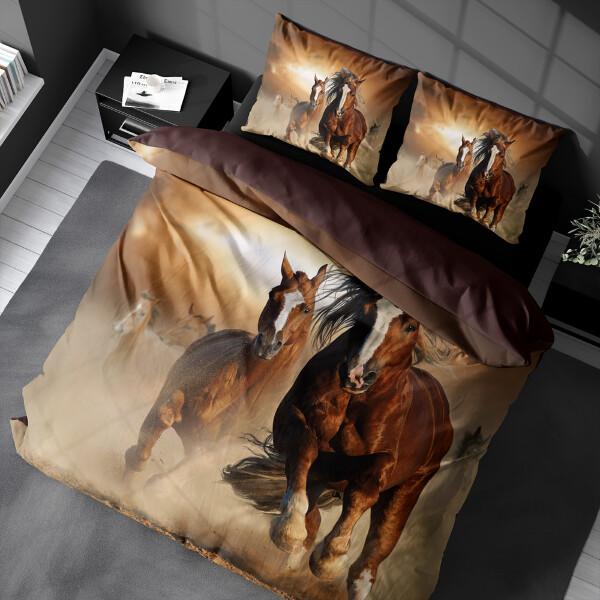 Bilde av Påslakanset Wild Horses