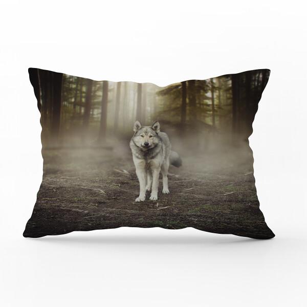 Bilde av Örngott Lone Wolf 50x70