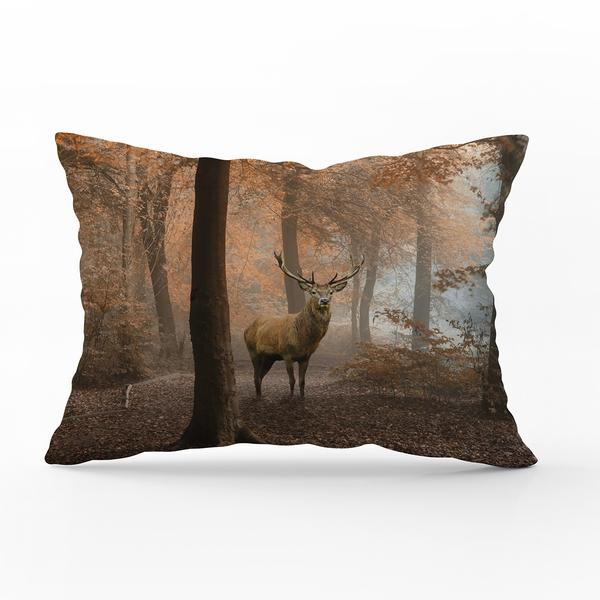 Bilde av Örngott Autumn Deer 50x70