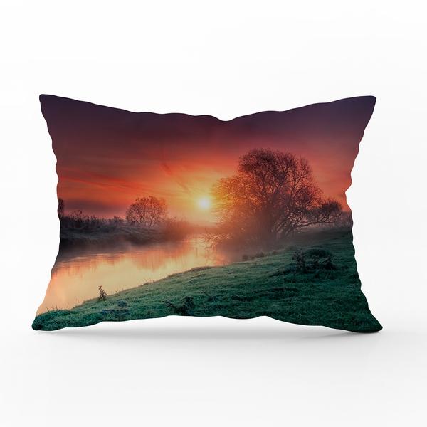 Bilde av Örngott Misty Sunrise 70x100