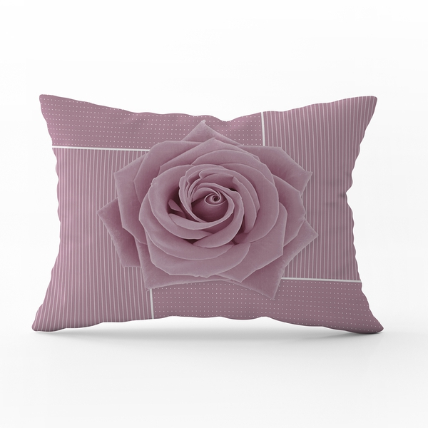 Bilde av Örngott Rose Lilac 70x100