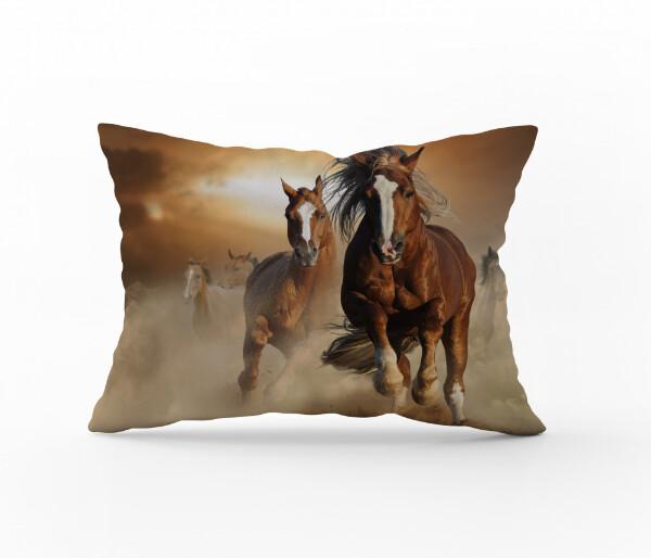 Bilde av Örngott Wild Horses 50x70