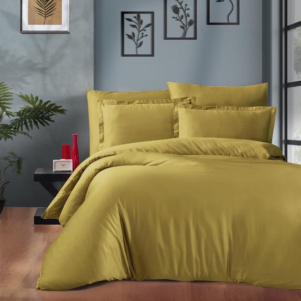 Bilde av Sengesett Milano Yellow