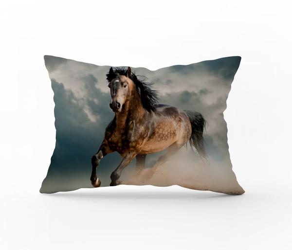 Bilde av Putetrekk Horse Galloping 70x100