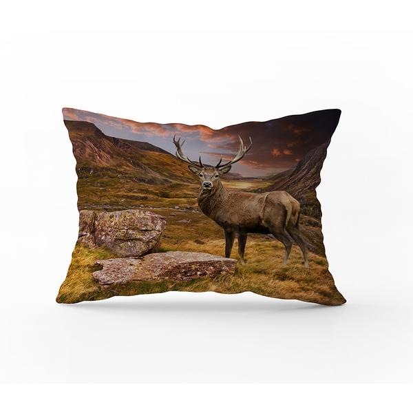 Bilde av Putetrekk Deer Mountain Flanell 50x60