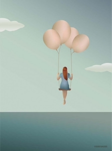 Bilde av VisseVasse Balloon Dream