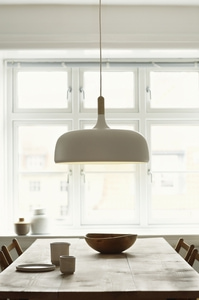 Bilde av Northern Acorn lampe, hvit