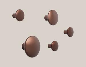 Bilde av Muuto The Dots Metal Set of 5