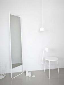 Bilde av Menu Kaschkasch Floor Mirror,