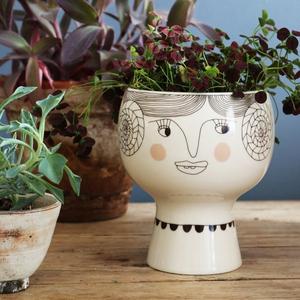 Bilde av Flower me Happy Pot Vera