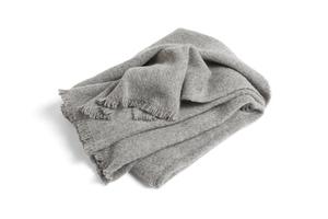 Bilde av HAY Mono Blanket Steel grey