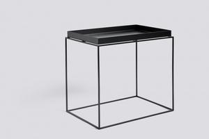 Bilde av HAY TRAY Table 40x60 Black
