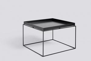 Bilde av HAY TRAY Table 60x60 Black