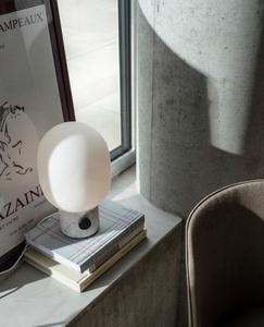 Bilde av Menu JWDA Marble Lamp, White