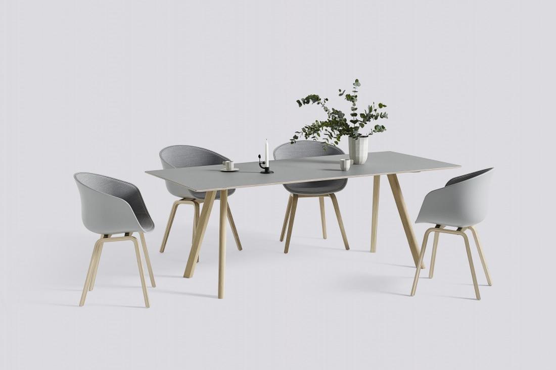 HAY Copenhague Table CPH30, Off White Spisebord 200cm