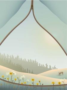 Bilde av VisseVasse Tent With A View