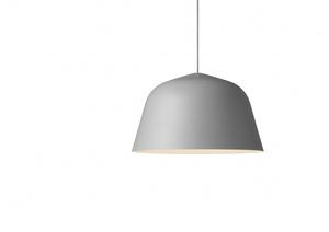 Bilde av Muuto Ambit Large Grey Lamp