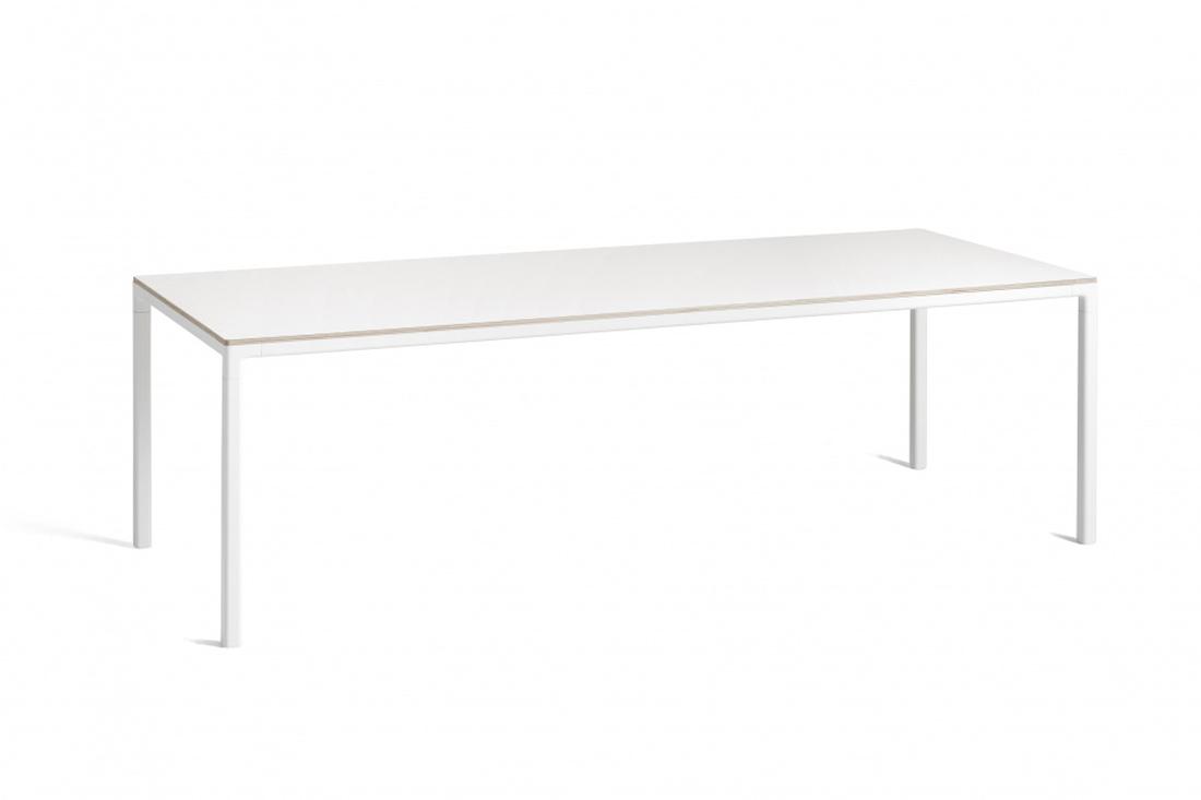 HAY T12 320 cm Spisebord, hvit