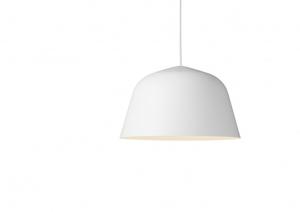 Bilde av Muuto Ambit Large White Lamp