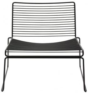 Bilde av HEE Lounge Chair Black fra