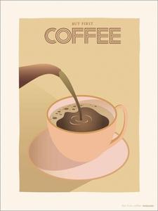 Bilde av VisseVasse But first coffee