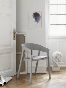 Bilde av Muuto Cover Armchair Grey,