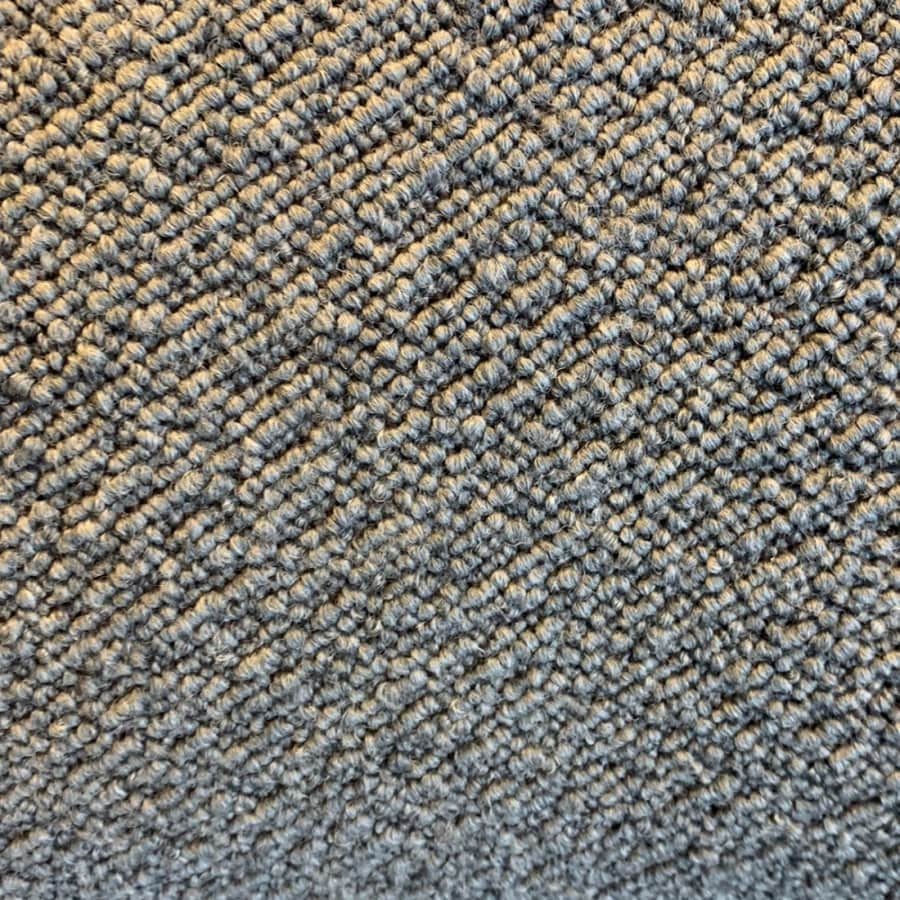 Hay AAL 87 SOFT Flamiber Grey C8, Sort metallben, About a Lounge