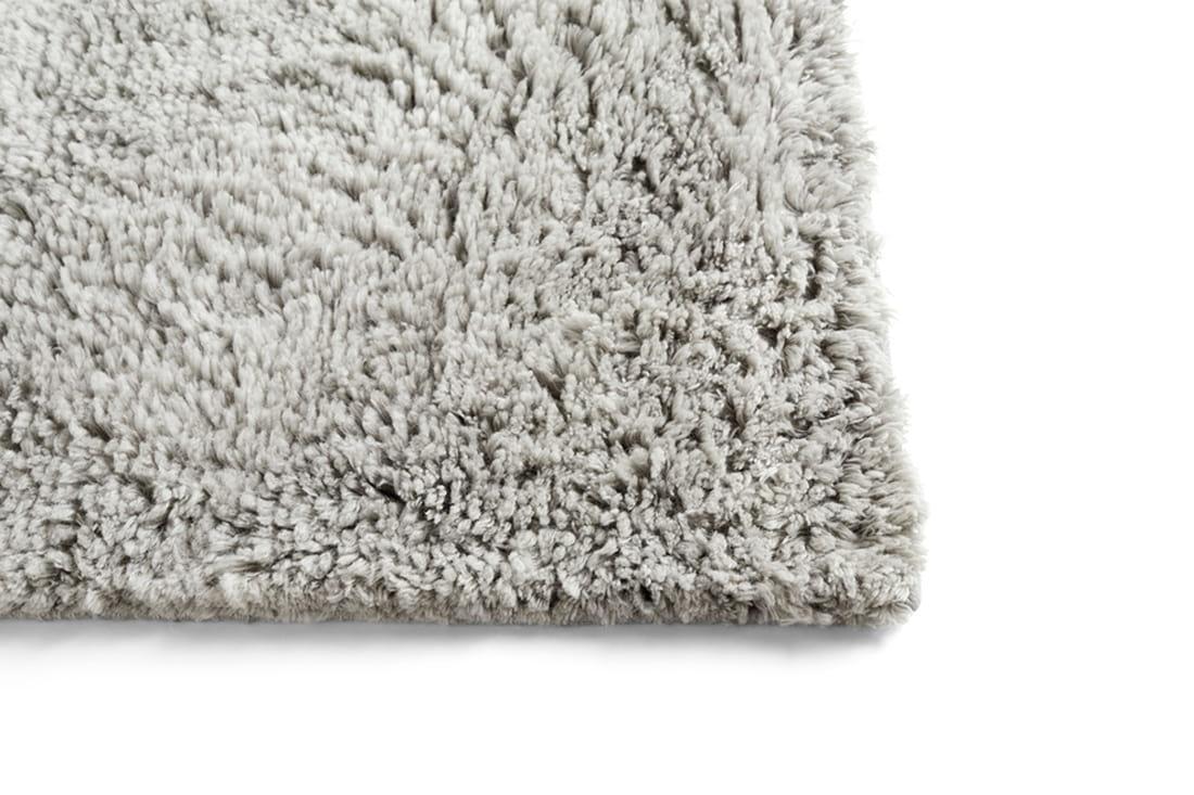 HAY Shaggy Rug 140 x 200,Warm grey teppe