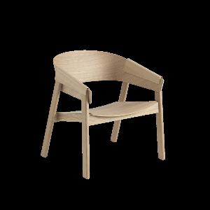 Bilde av Muuto Cover Lounge Chair Oak,